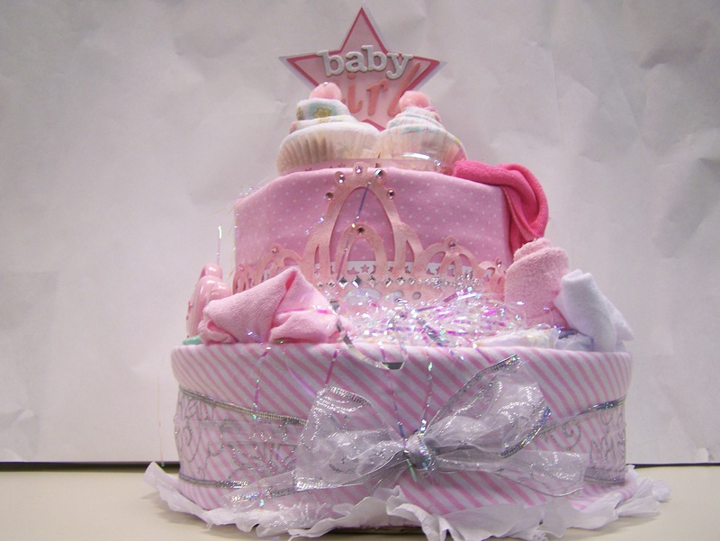 Star Cake -  front view