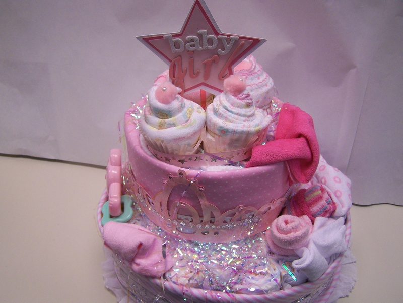 Star Cake - top view