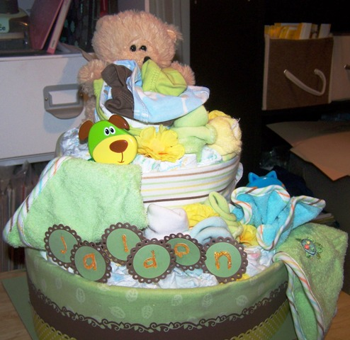 Beary Good Cake