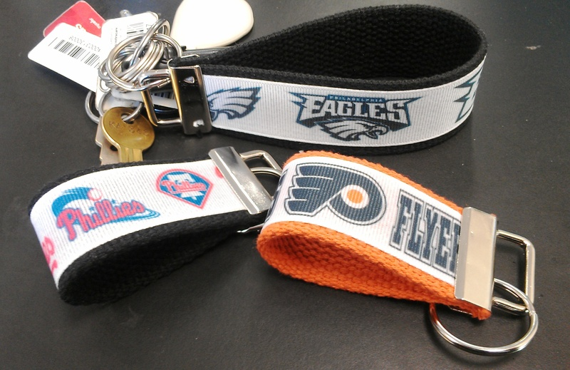 Show Your Team Pride - Philly Sports Key Fobs